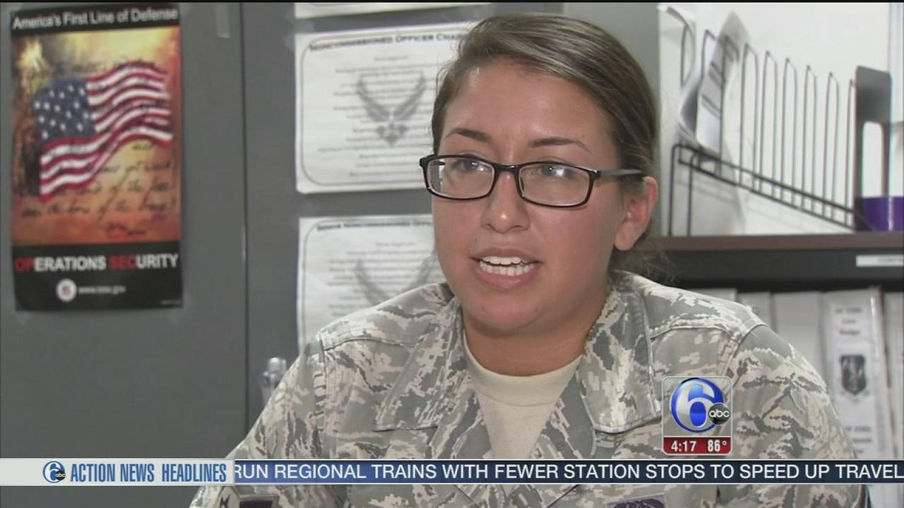 VIDEO: Local airmen accepted into U.S. Air Force Academy