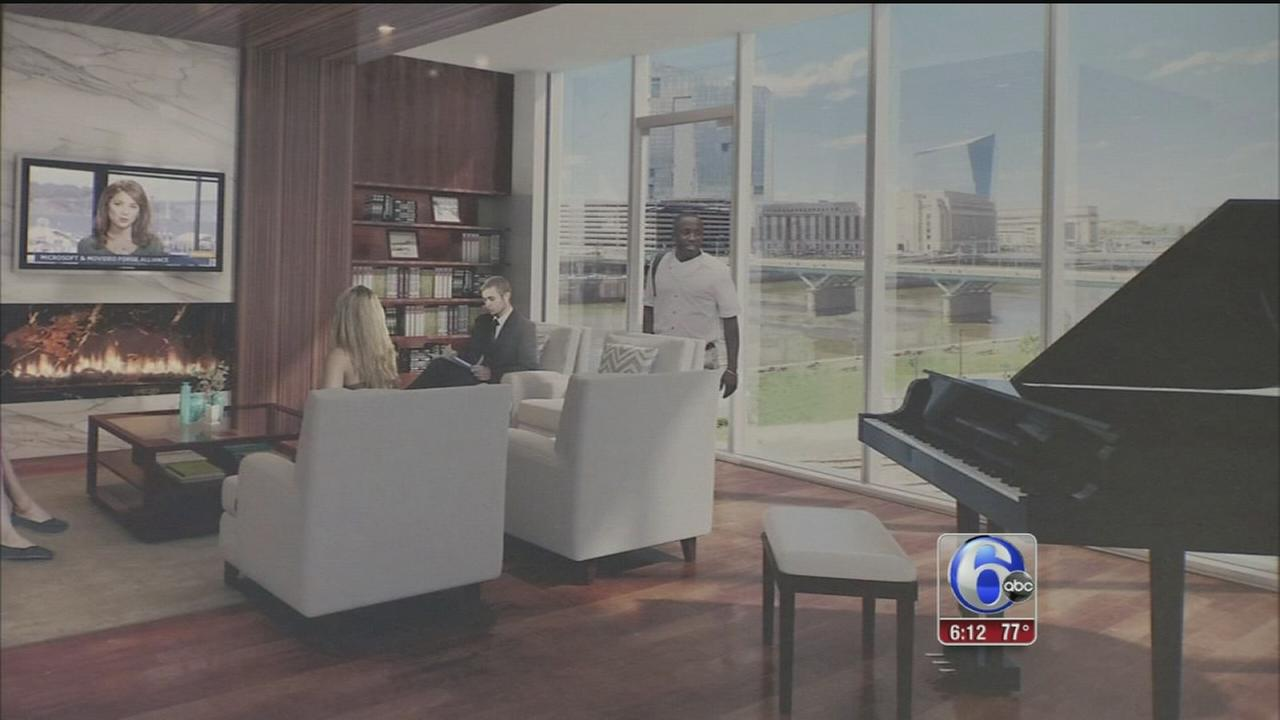 VIDEO: $98M condo complex being built in Center City