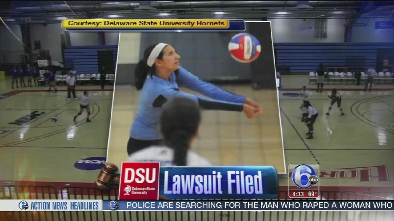 VIDEO: Delaware State univ. lawsuit