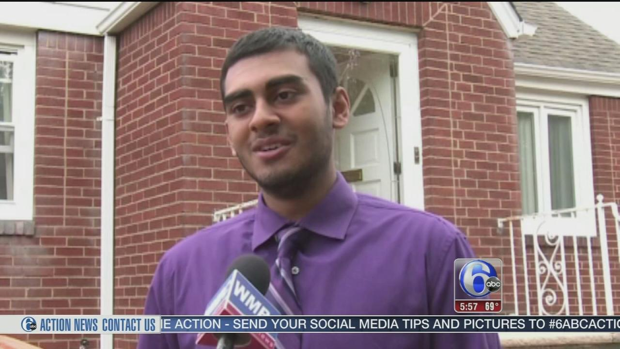 VIDEO: N.J. valedictorian banned from graduation