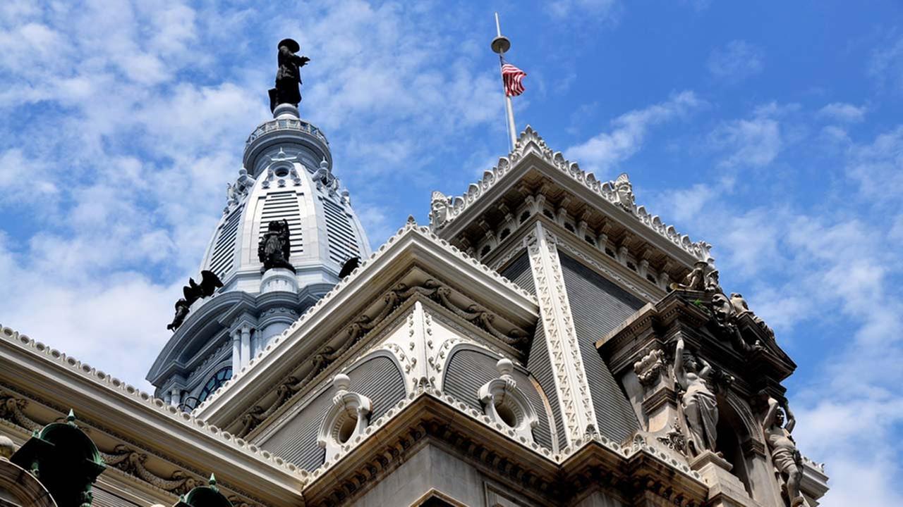 Philadelphia City Hall