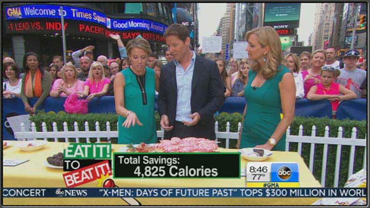 PHOTOS: Avoiding restaurant Calorie Bombs