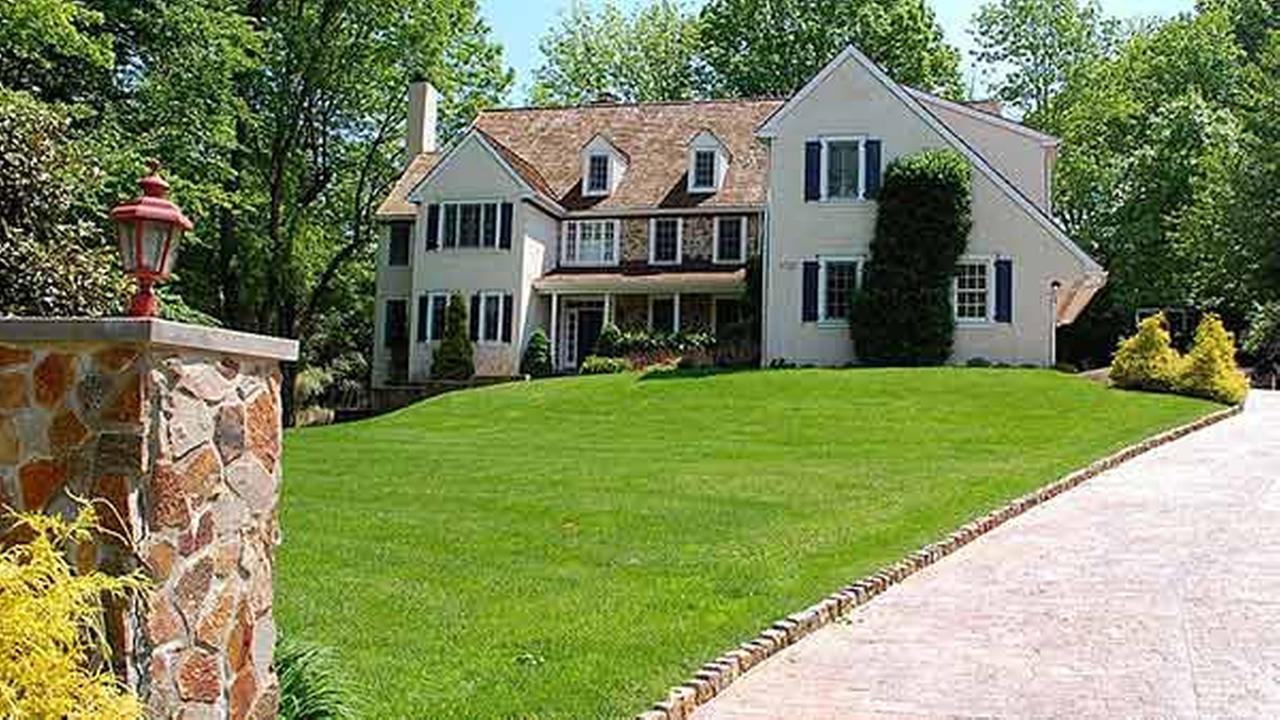 Andy Reids $2.3M Villanova home for sale