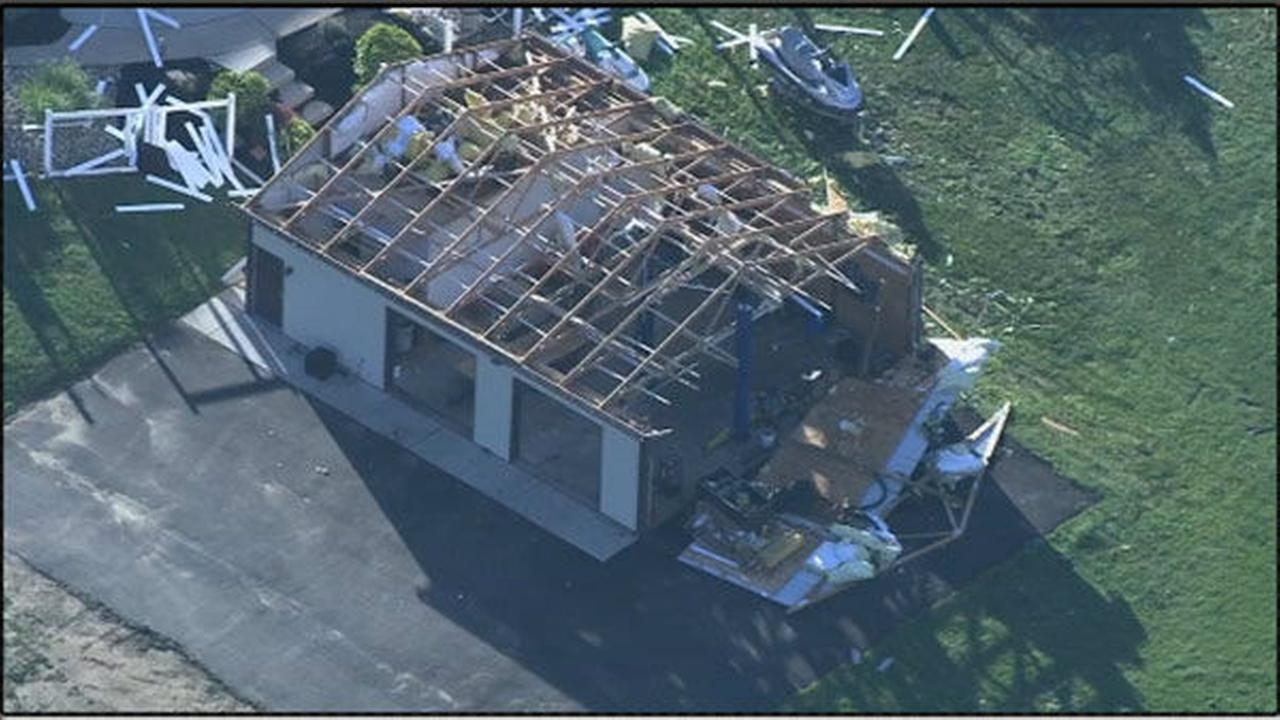 PHOTOS: Chopper 6 images of storm damage