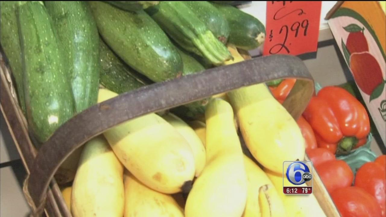 VIDEO: Farmers markets packed with Jersey fresh produce