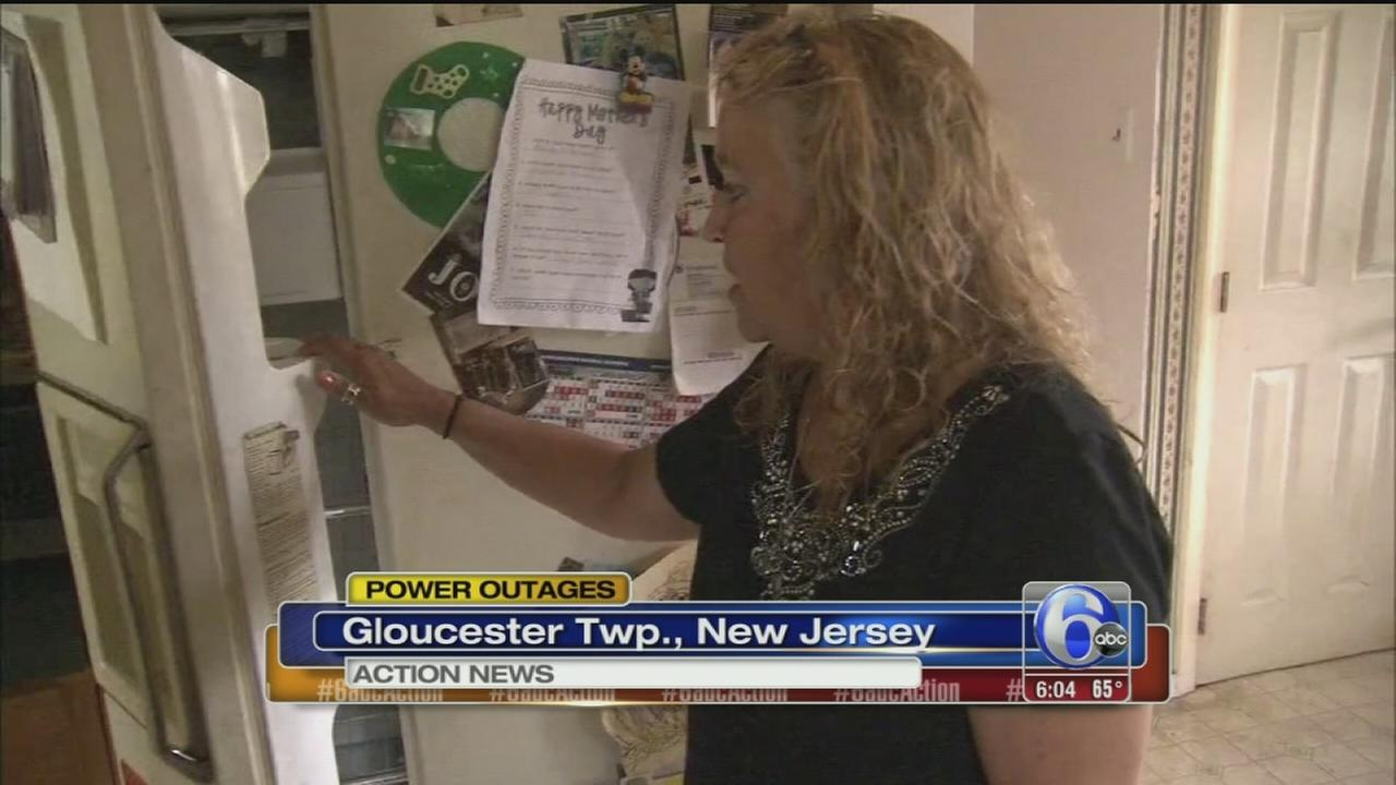 VIDEO: Many frustrated Gloucester Co. residents still without power