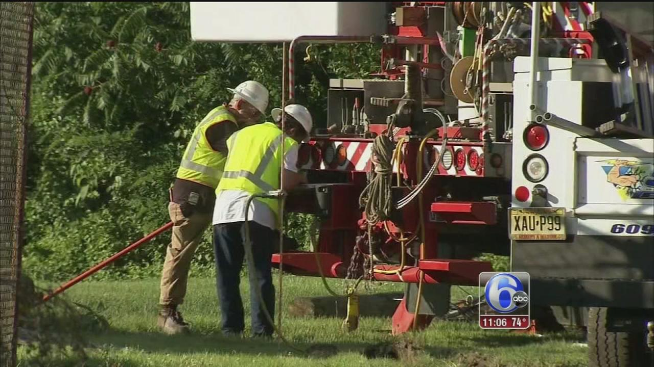 VIDEO: Power returning in Gloucester County