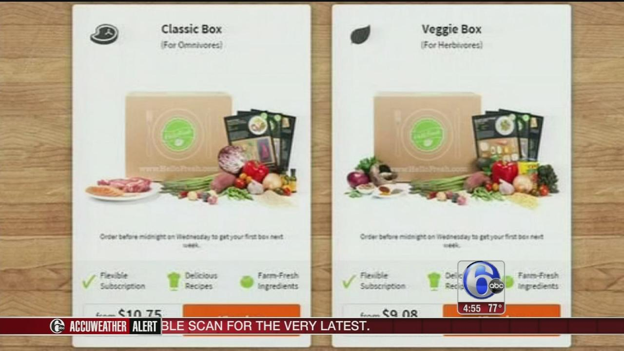 VIDEO: Best meal in a box plans