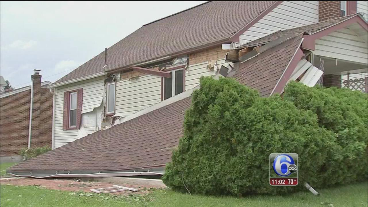 VIDEO: Storm damage in Lehigh Valley