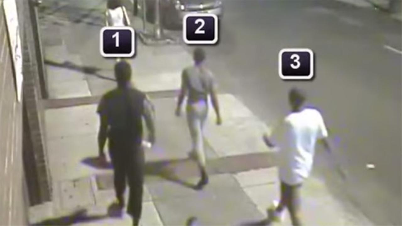 Pizza delivery man beaten in Center City