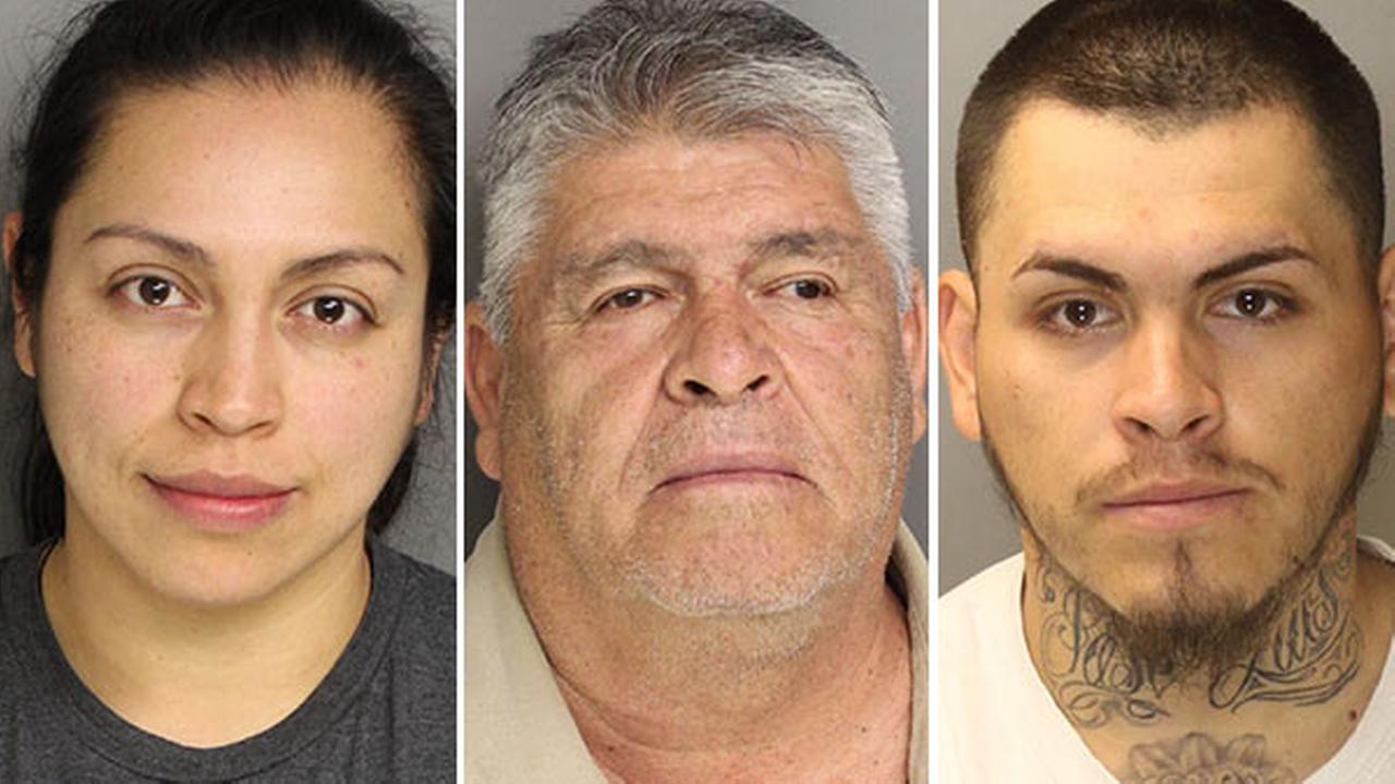 Dozens arrested in Chester County Mexican cartel bust