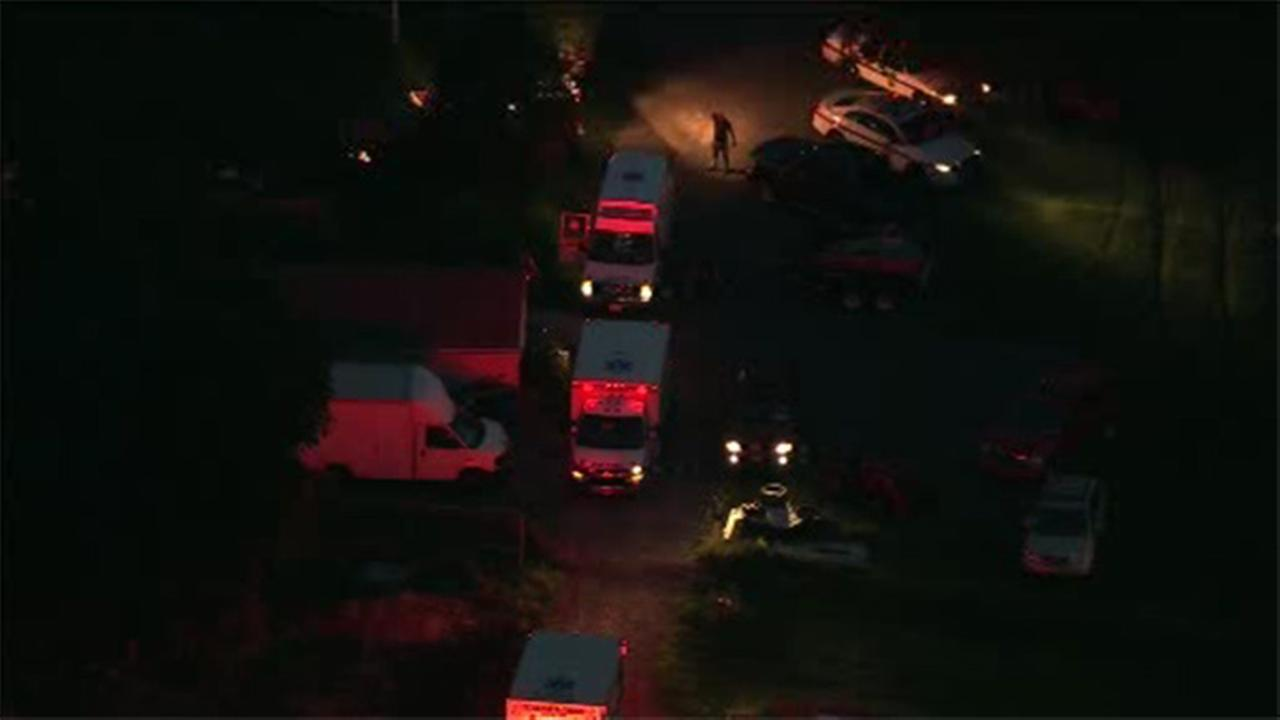 3 injured in head-on ATV crash in Montco
