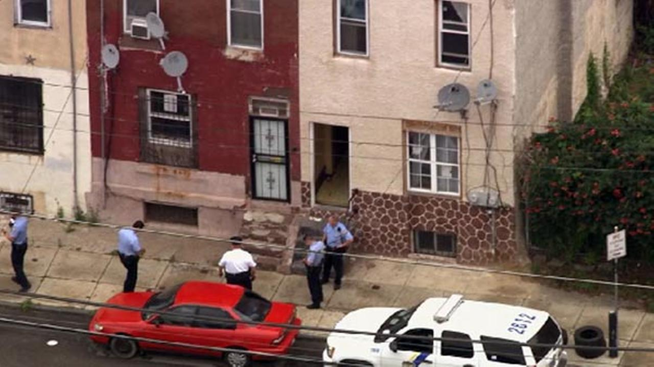 Child falls from 2nd story window in North Philadelphia