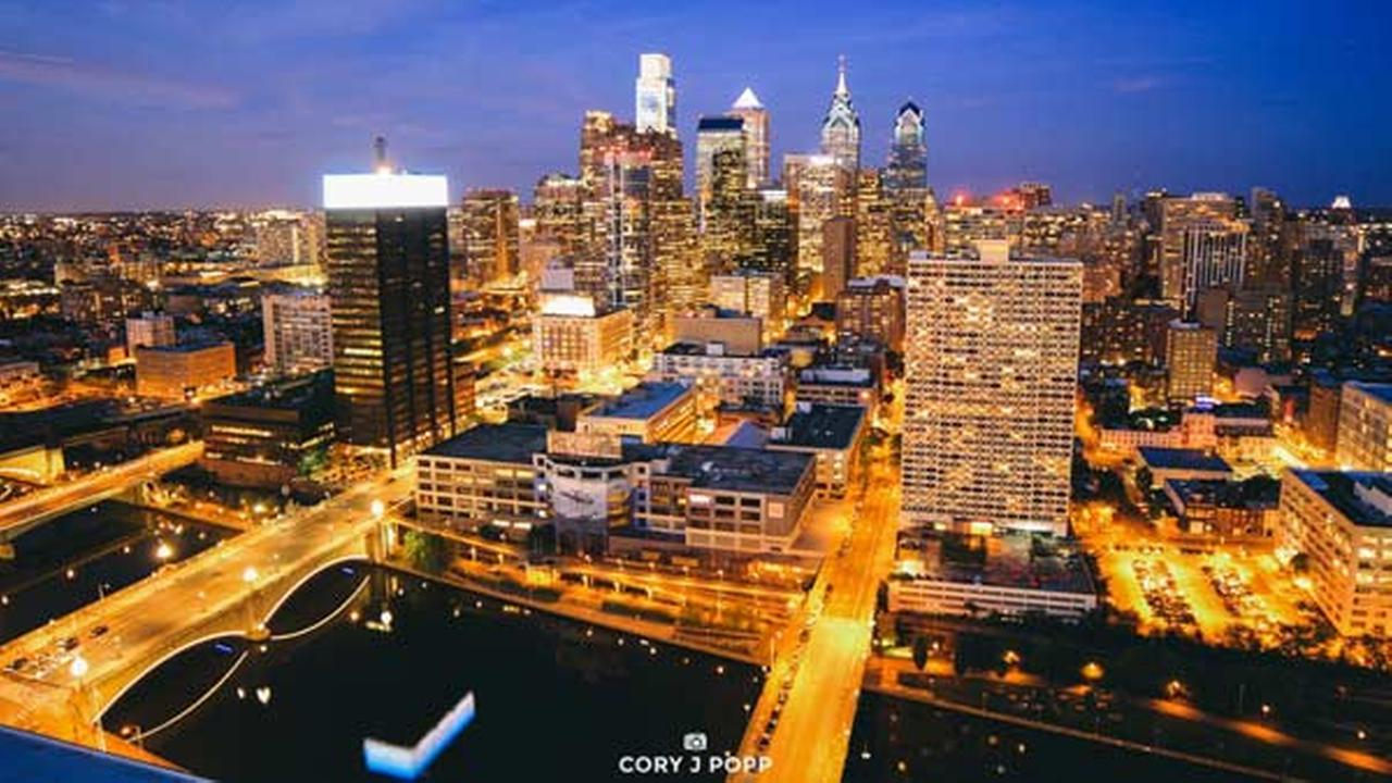 Photographer Cory J Popp captured the grandeur of the city in his video Philadelphia From Above.