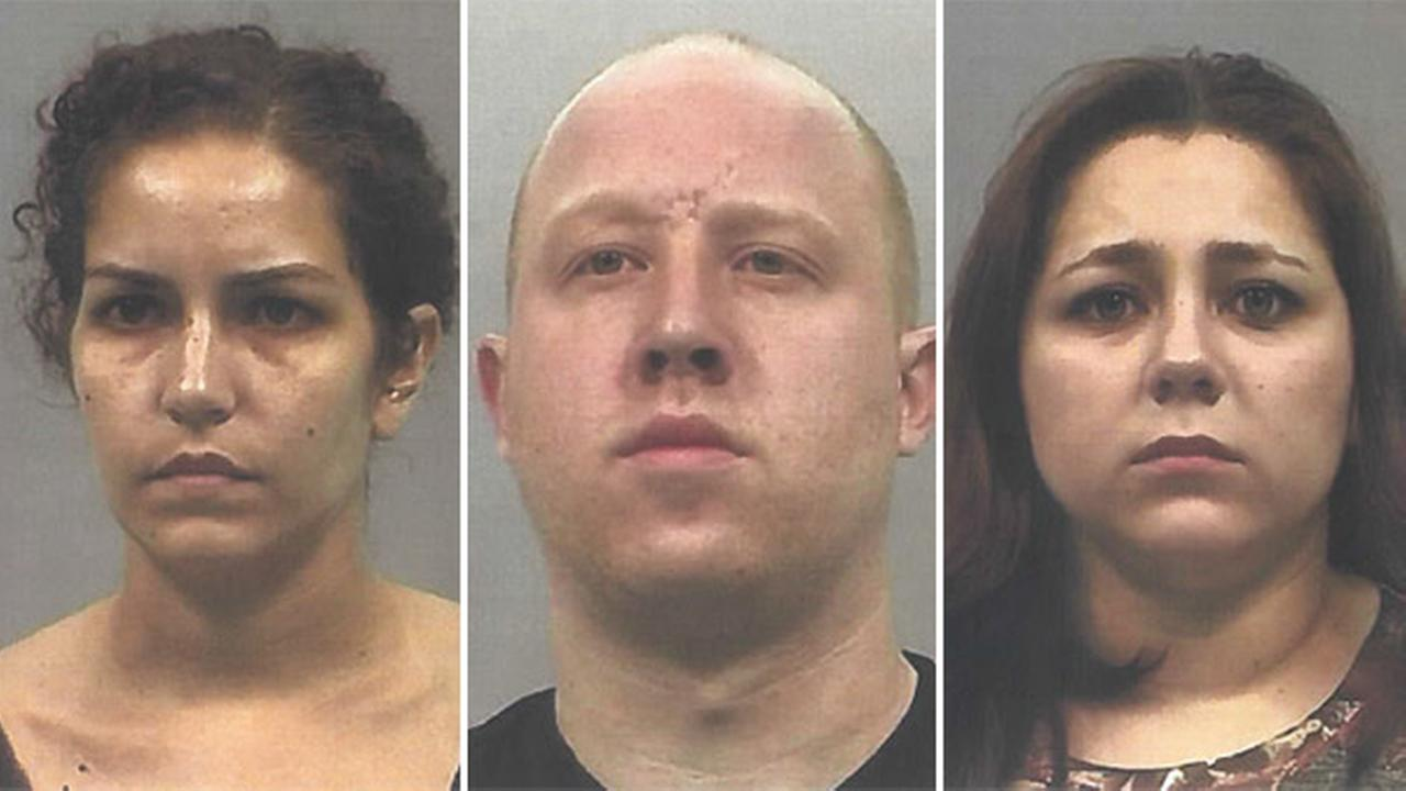 PHOTOS: Suspects in West Windsor drug raid