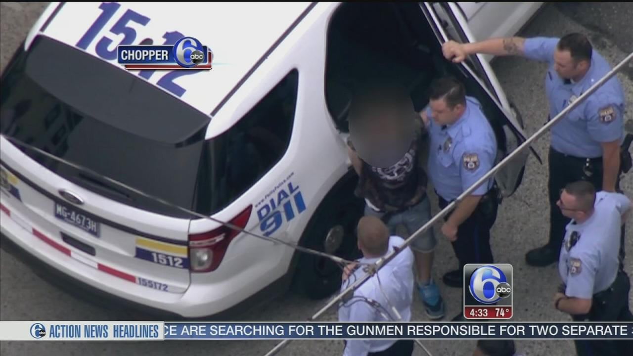 VIDEO: Man arrested in fatal shooting in Port Richmond