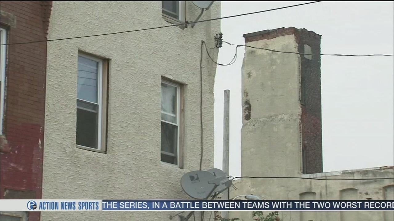 VIDEO: Child falls from 2nd floor window