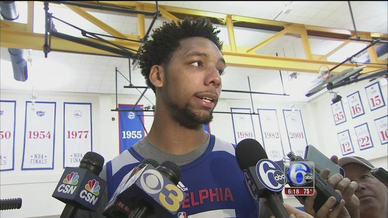 VIDEO: Sixers rebuild takes big step in right direction