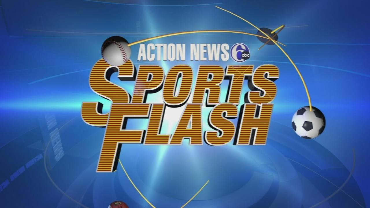 VIDEO: Action News Sports Flash: Thursday July 2, 2015