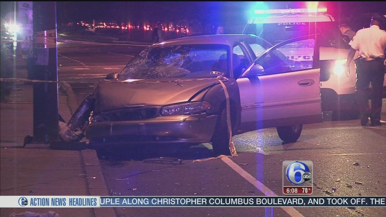 VIDEO: 2 critical after being struck by hit-and-run driver