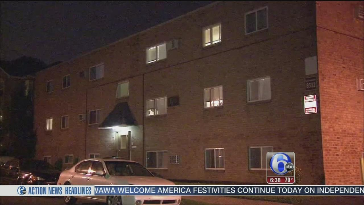 VIDEO: Injured baby hospitalized, man questioned
