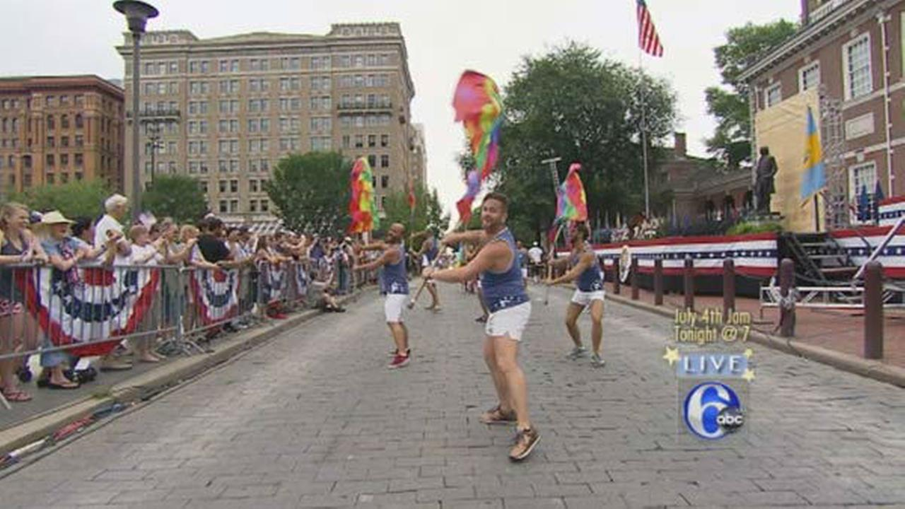 PHOTOS: Philadelphias Independence Day Parade