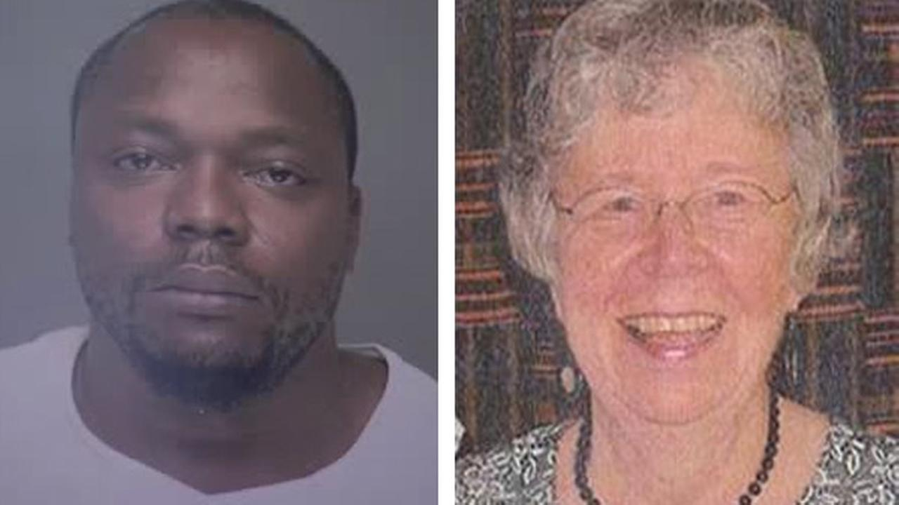 Leroy Wilson (left) and Regina Brunner-Holmes (right)