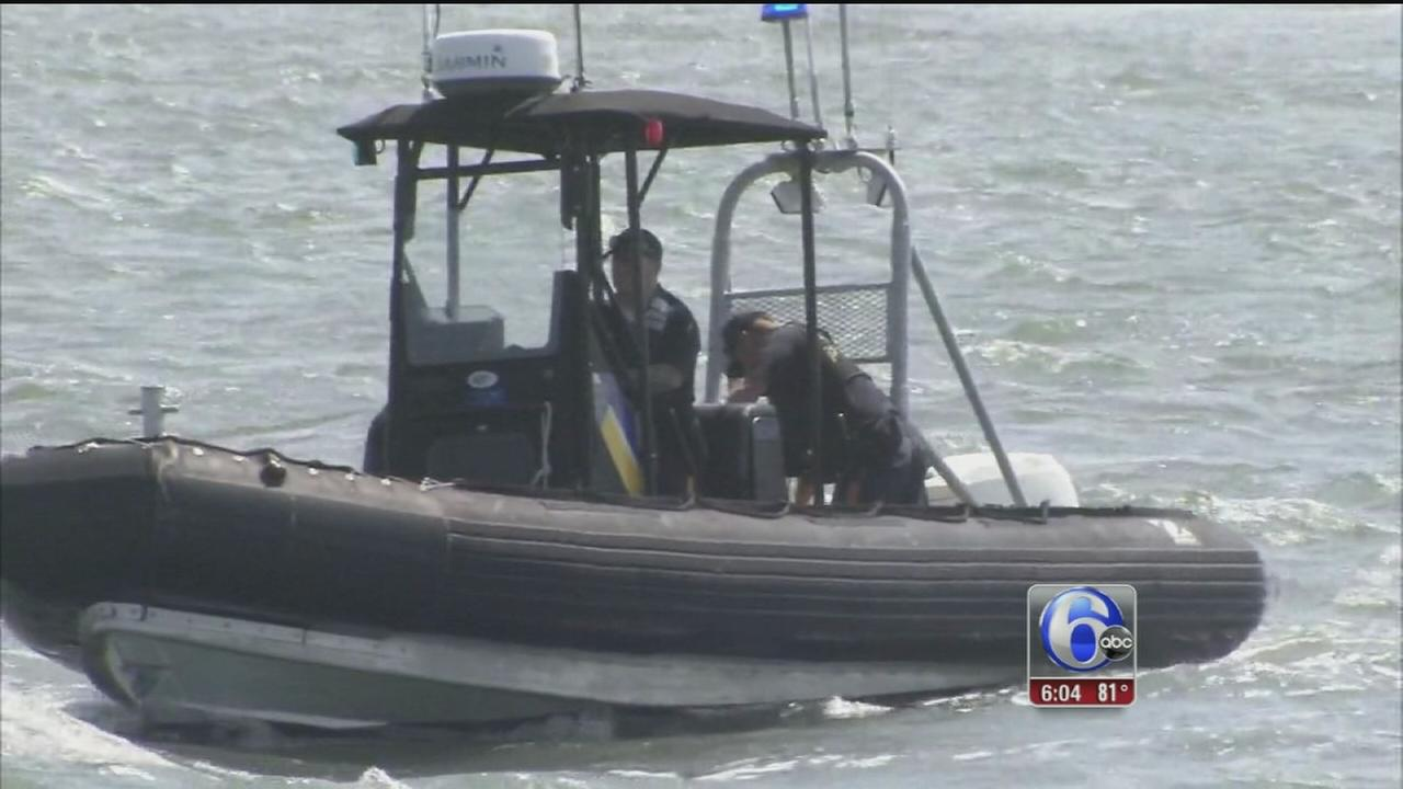 VIDEO: Body discovered in North Wildwood