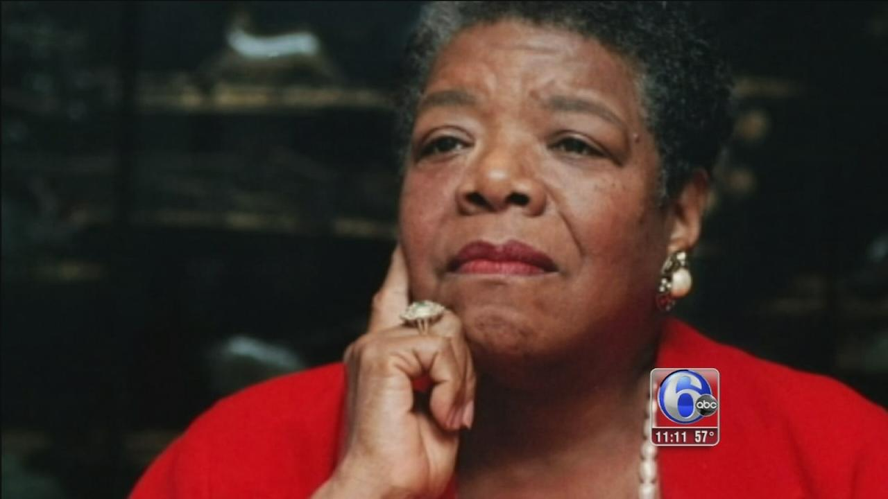 author and poet a angelou dead at com