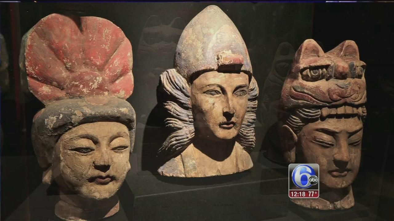 6abc Loves the Arts: GENGHIS KHAN: BRING THE LEGEND