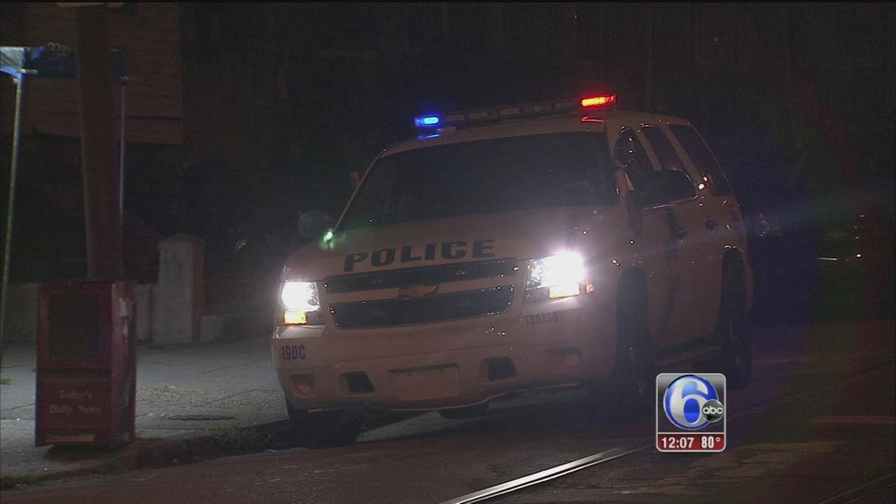 VIDEO: Man stabbed in home invasion robbery