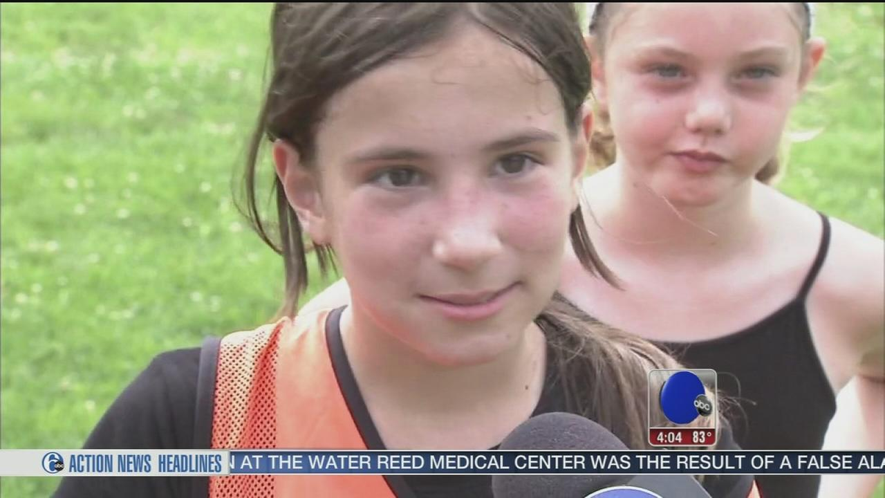 VIDEO: Carli Lloyds hometown celebrates World Cup win