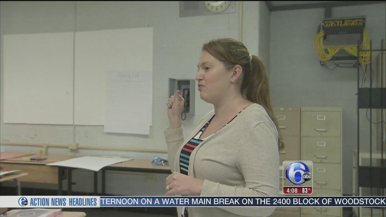 VIDEO: Philadelphia teachers back in class for new literacy effort