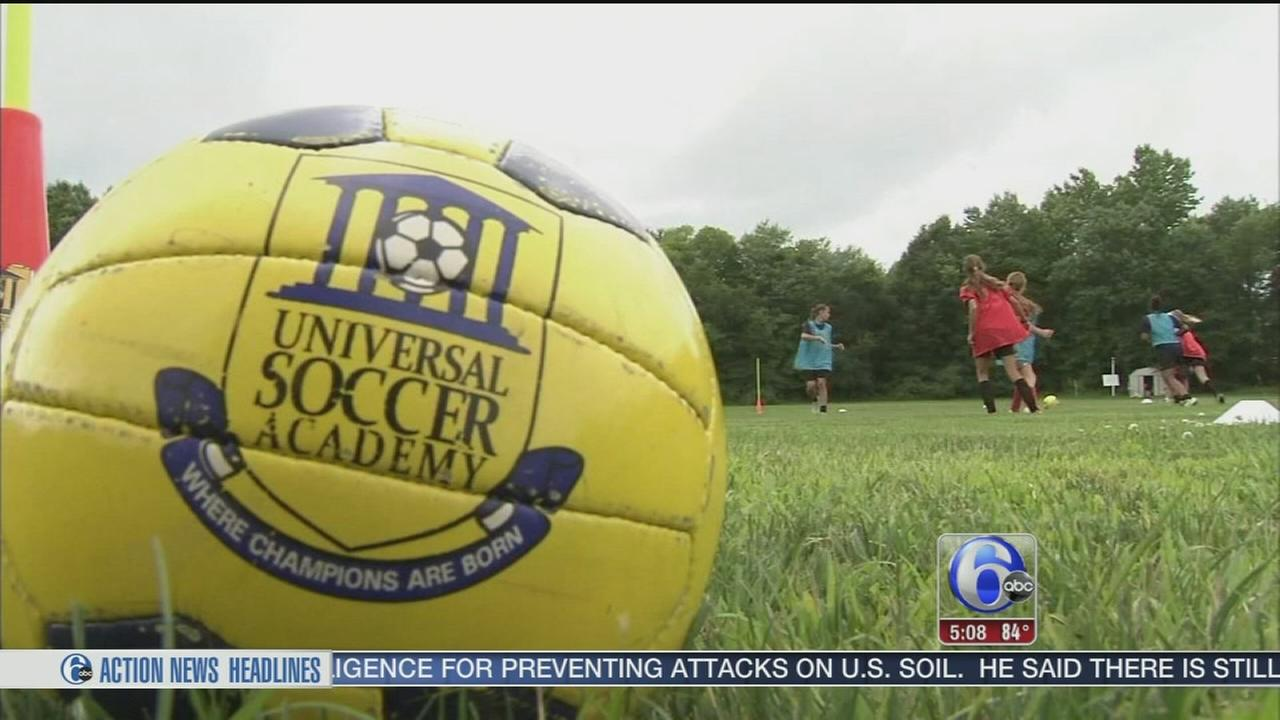 VIDEO: Carli Lloyd is a hometown hero
