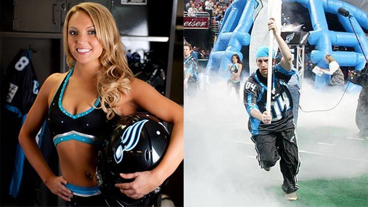 Two former employees of the Philadelphia Soul arena football organization were killed in two accidents within days of each other.