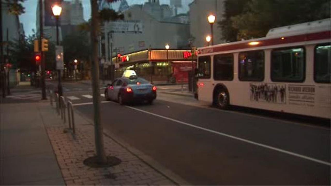 Pedestrian struck and killed by SEPTA bus in Center City