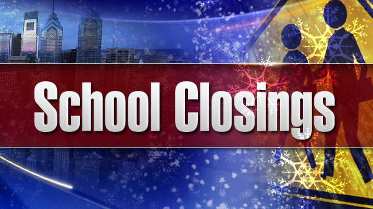 School Closings And Delays >> School Closings Sign Up 6abc Com
