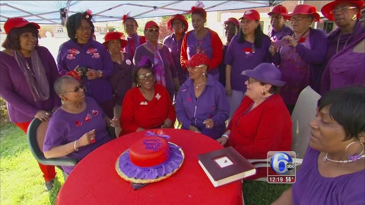 VIDEO: Art of Aging - The Red Hatters