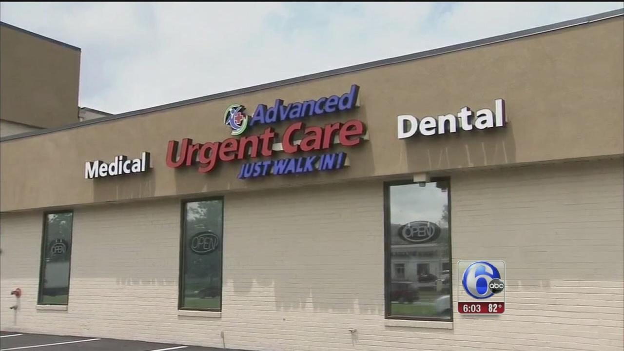 VIDEO: DEA agents raid Advanced Urgent Care facilities