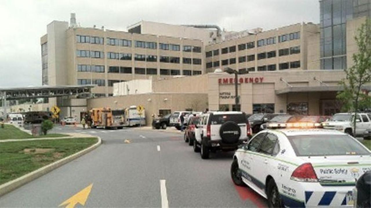 Hazmat Crews Respond To Allentown Hospital 6abc Com