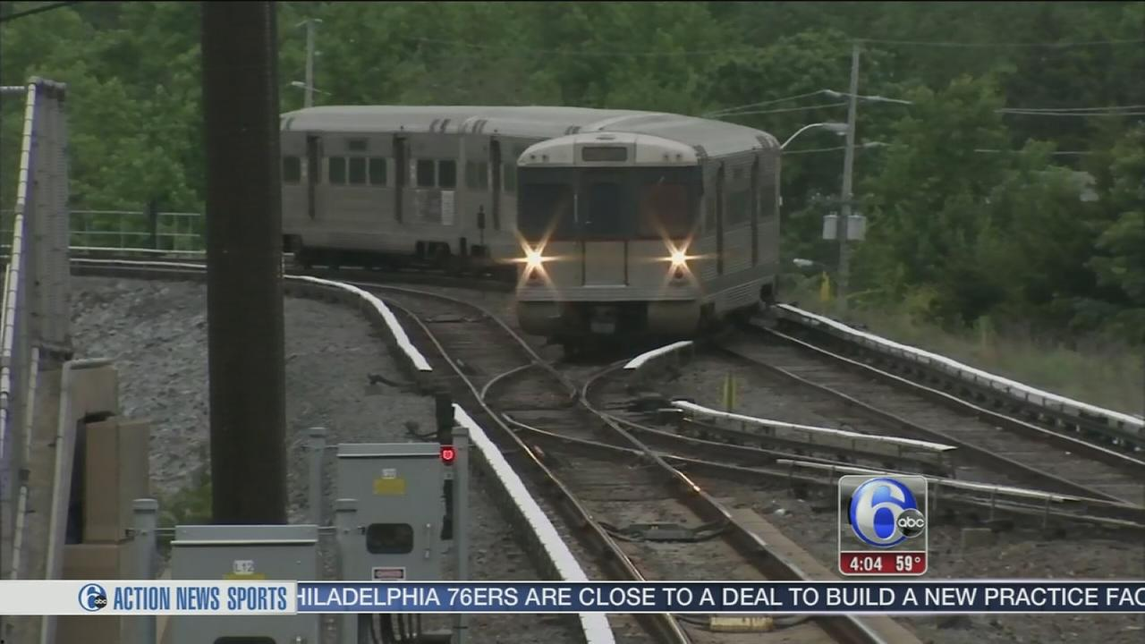 VIDEO: PATCO construction impacts service schedules