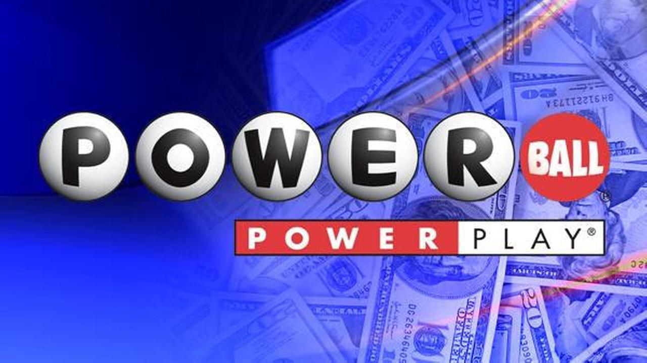 Winning Powerball numbers drawn