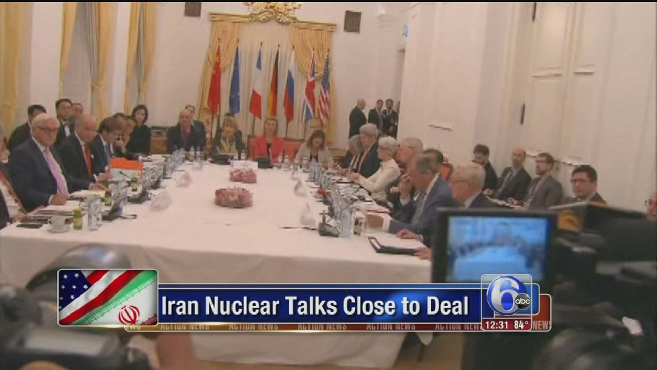 VIDEO: Iran nuclear talks close to deal
