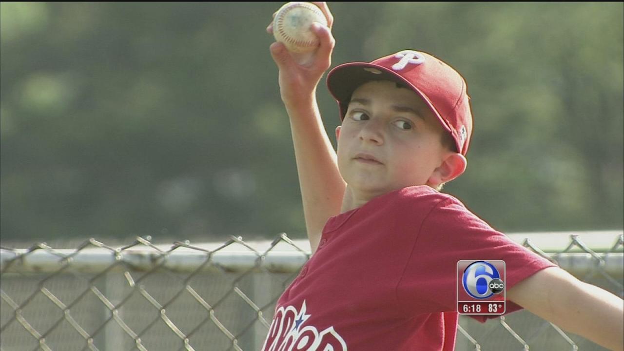 VIDEO: Peter Zucca the comeback kid
