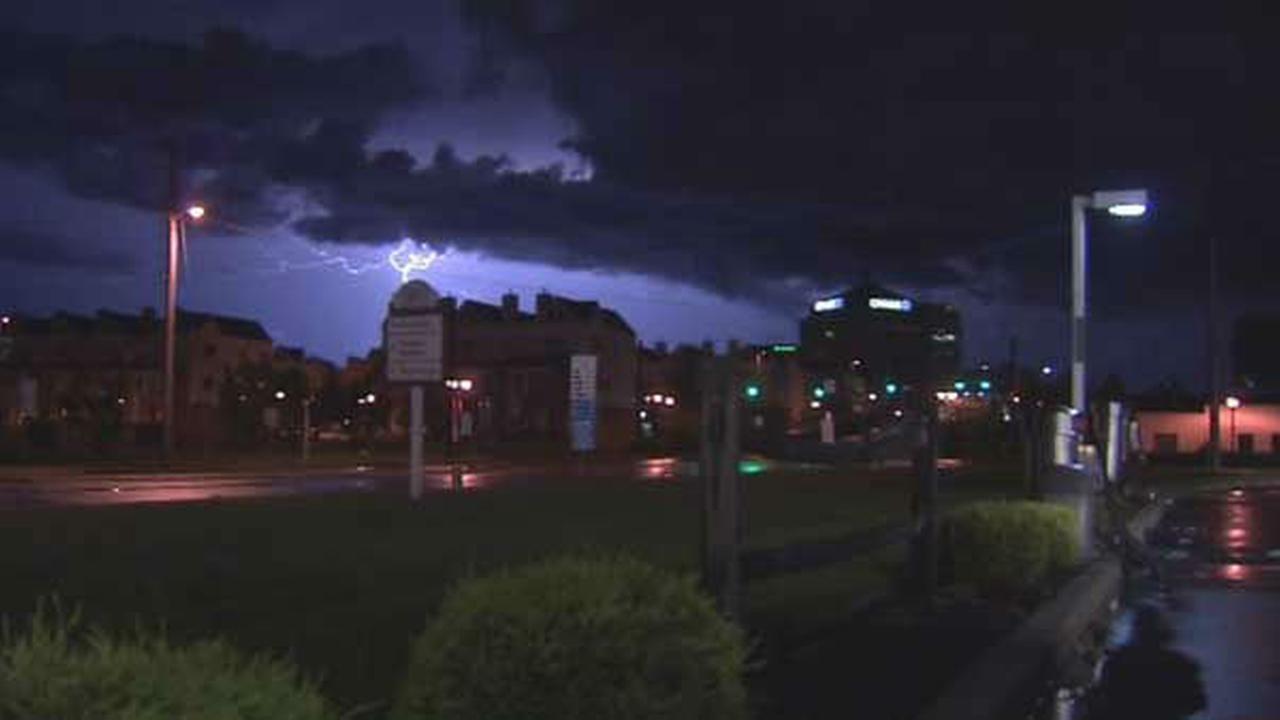 PHOTOS: Wednesdays storms
