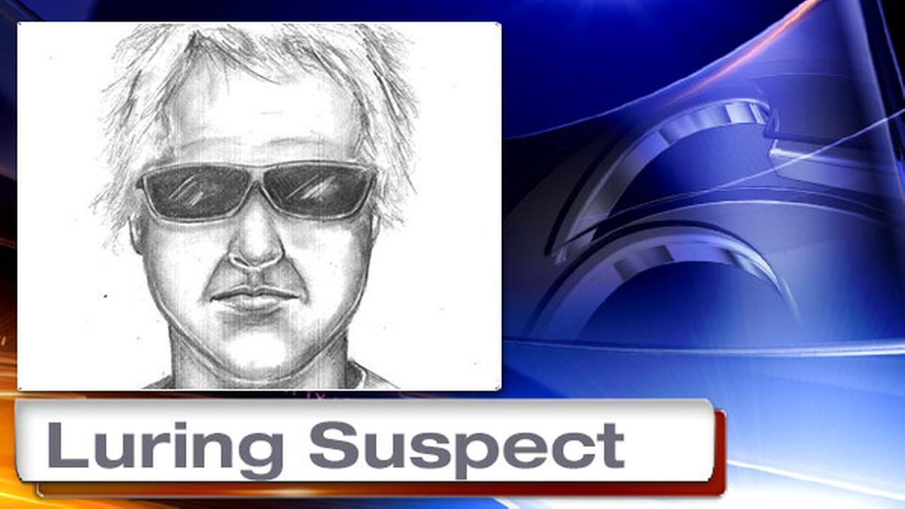 Sketch released of luring suspect in Barnegat, N.J.