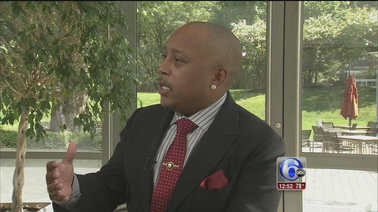 VIDEO: Daymond John helping Philadelphia entrepreneurs