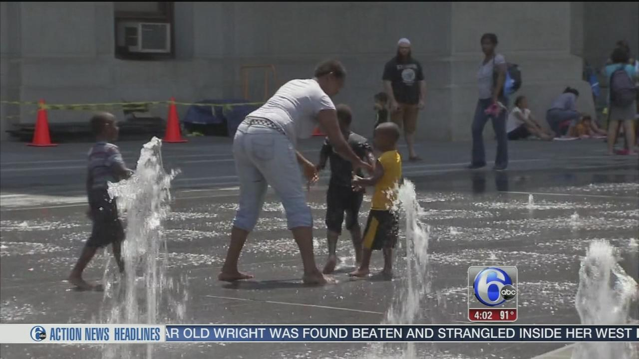 VIDEO: Beat the heat