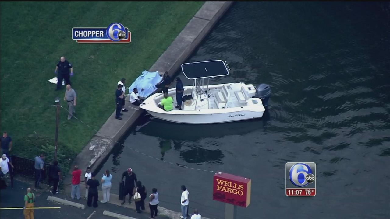VIDEO: Body pulled from river believed to missing swimmer