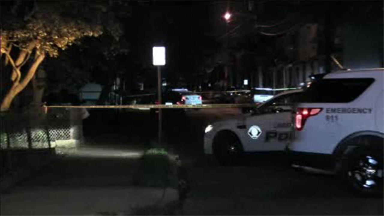 Man dies after being shot in Camden alleyway